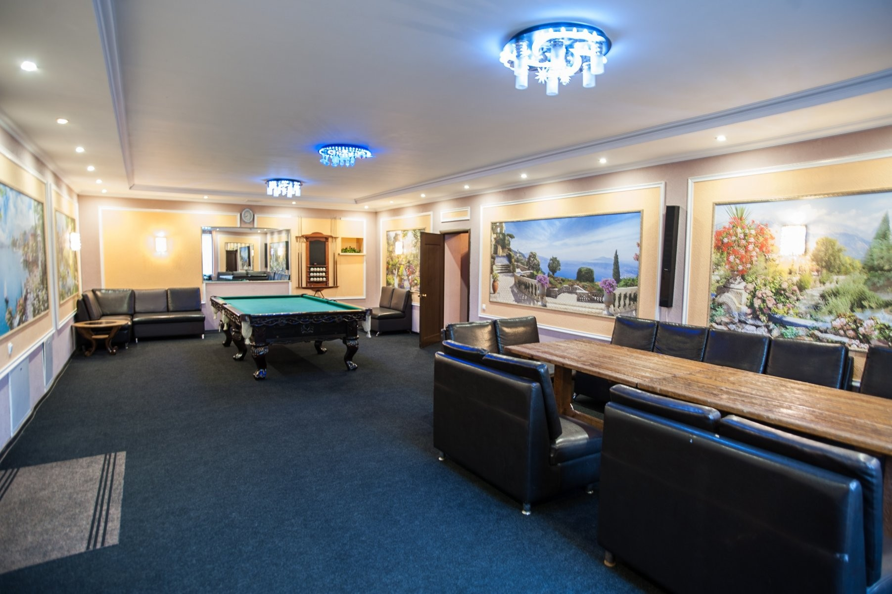 Сауна в гостиничном комплексе Руслан - №3