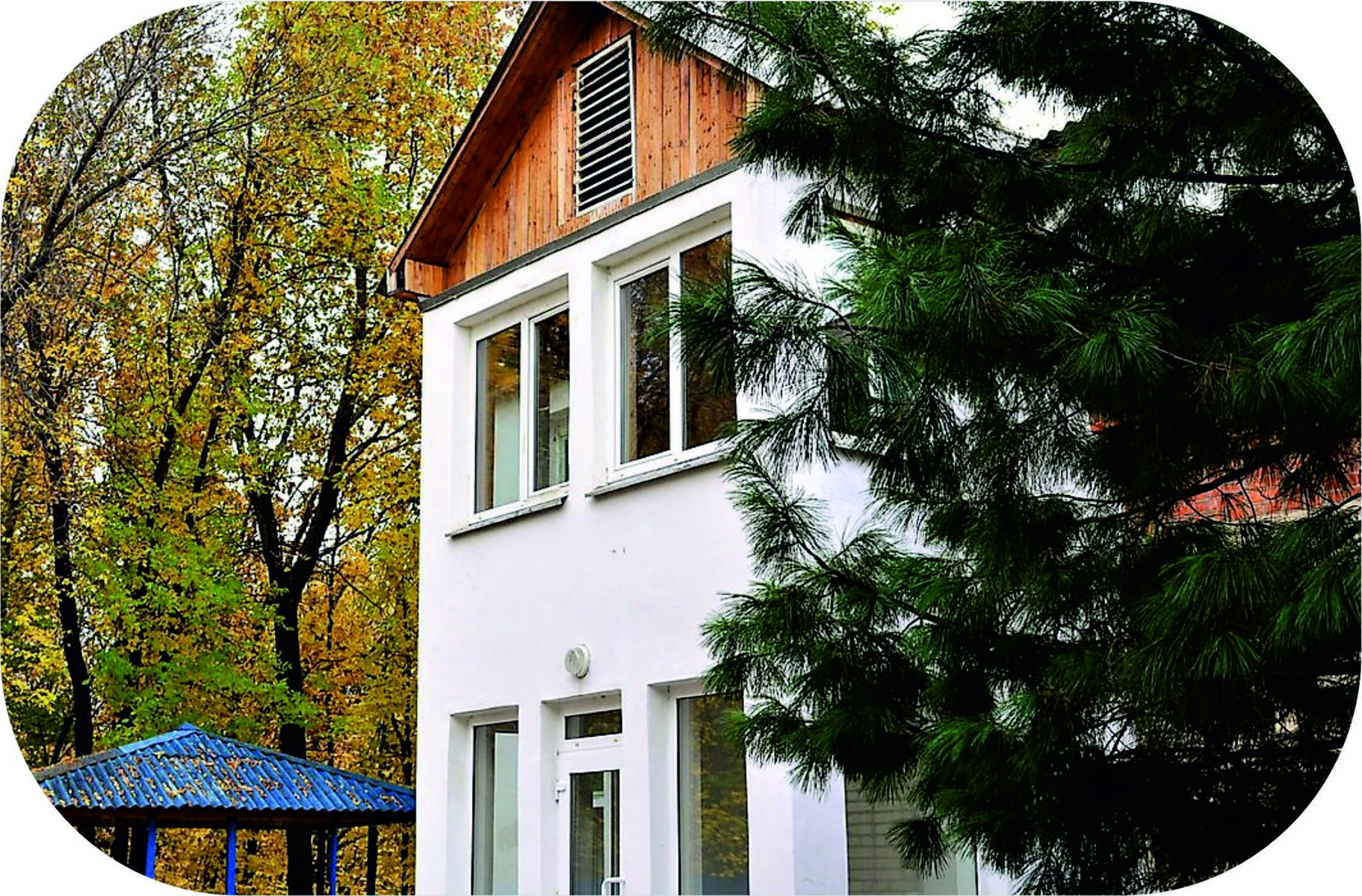 Янтарь, гостевой дом - №1