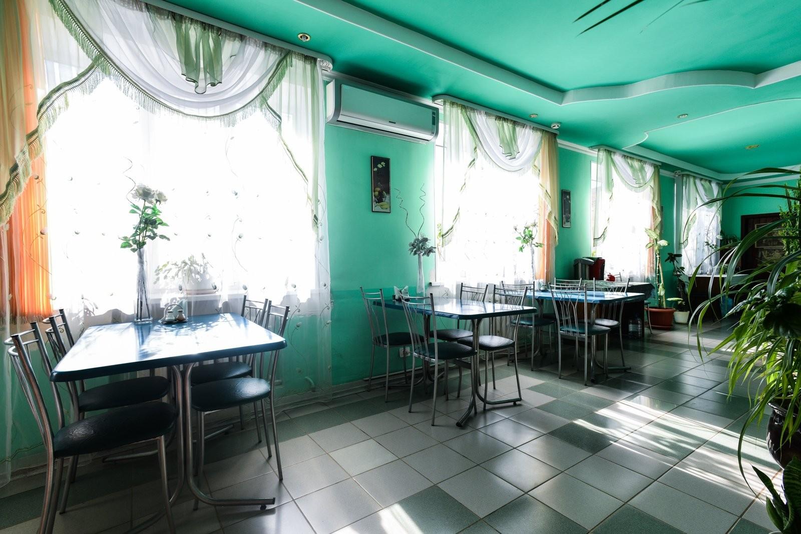 Сулак, гостиничный комплекс - №1