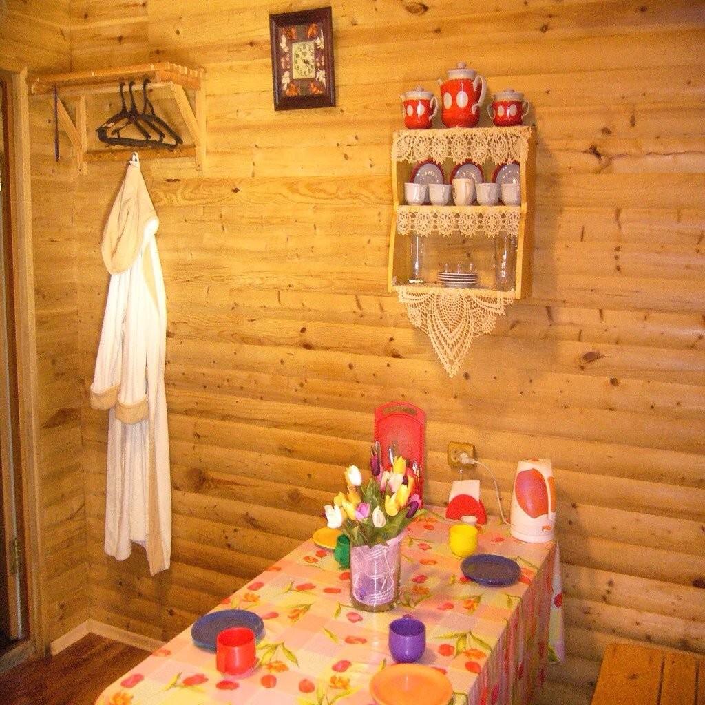 Домашний уют, сауна - №1